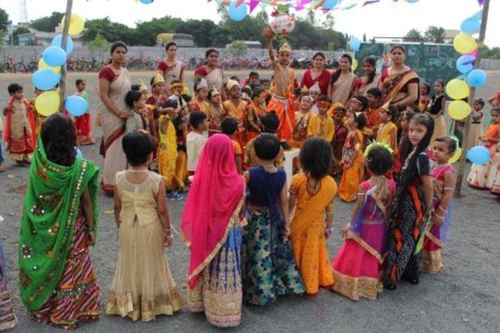 Ahinsa International School-Cultural Activities