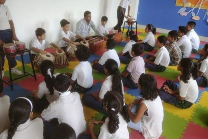 Ahinsa International School-Music