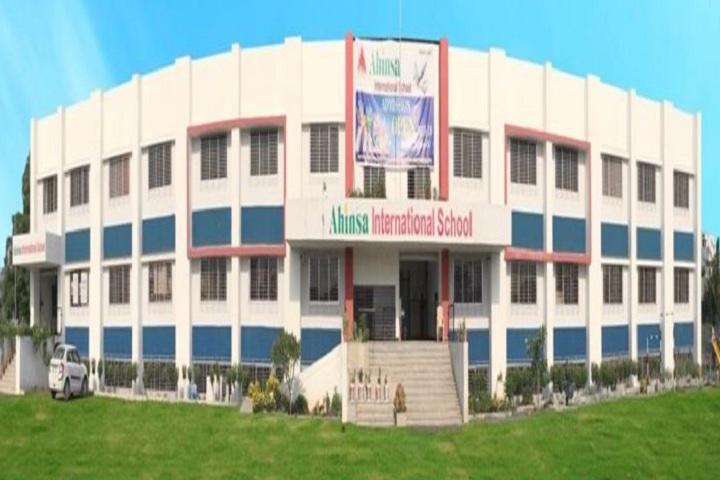 Ahinsa International School-Campus View