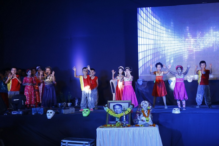Airson English School-Events function