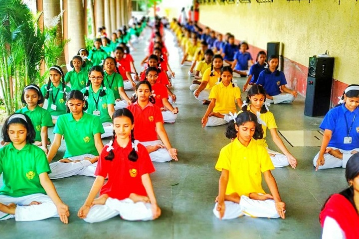 Airson English School-Others yoga