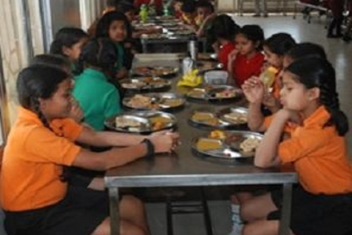 Akshara International School-Cafeteria