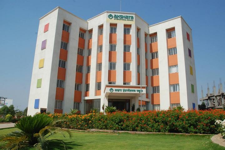 Akshara International School-Campus-View