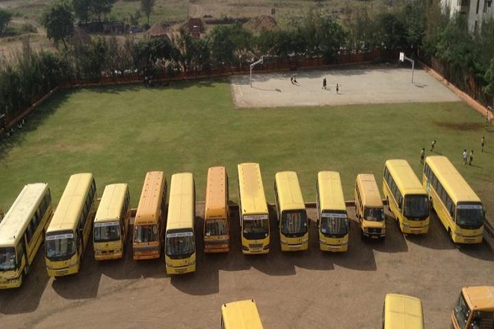 Akshara International School-Transport