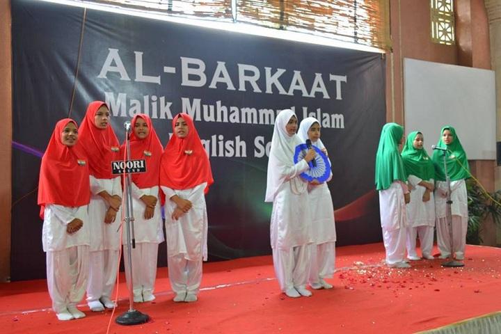 Al Barkaat Malik Muhammad Islam English School-Events