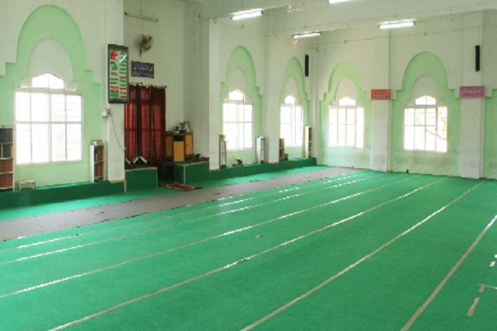 Al Irfan School-Campus Masjid