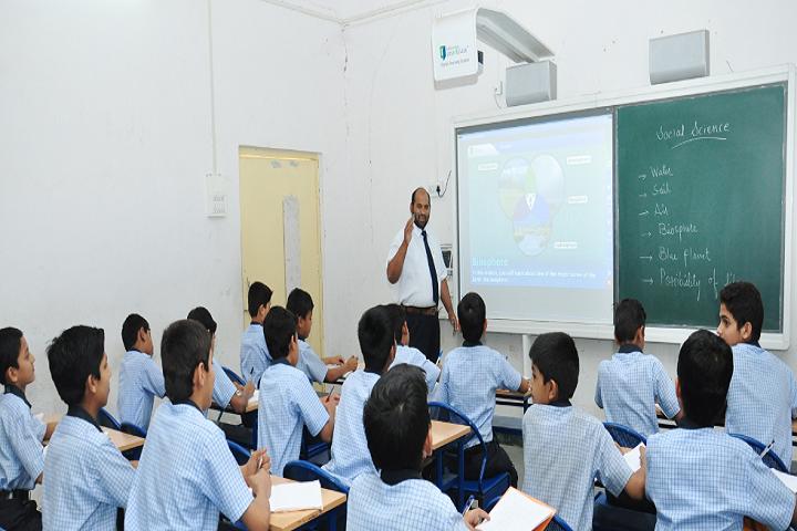Al Irfan School-Classroom