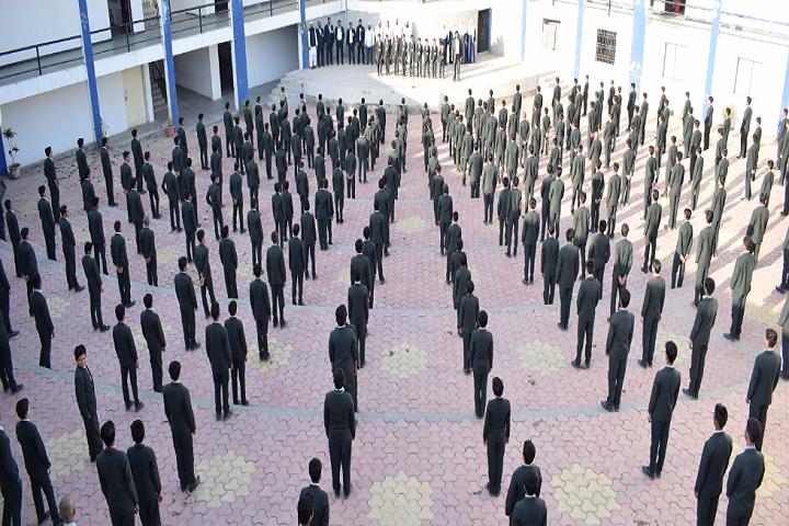 Al Irfan School-Morning Assembly