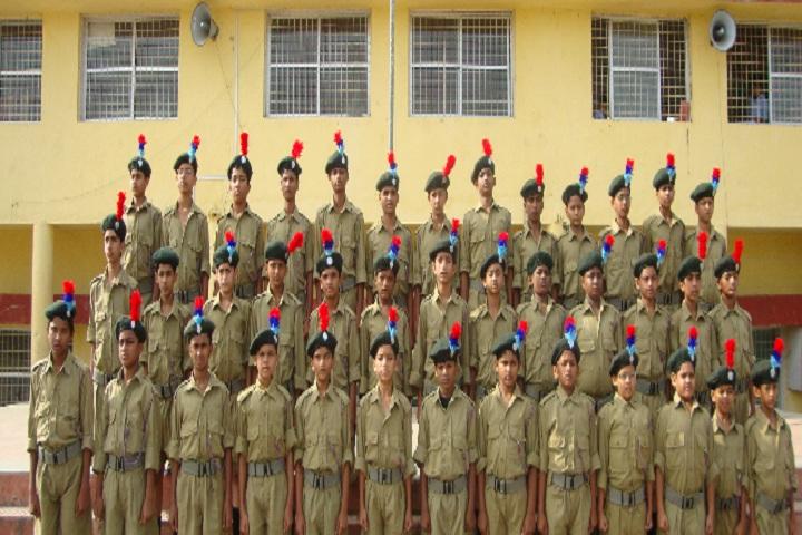 Al Irfan School-NCC