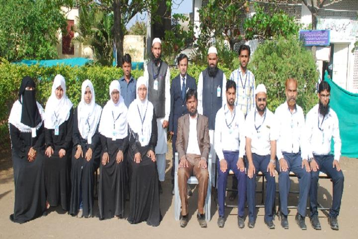 Al Irfan School-Teaching Staff