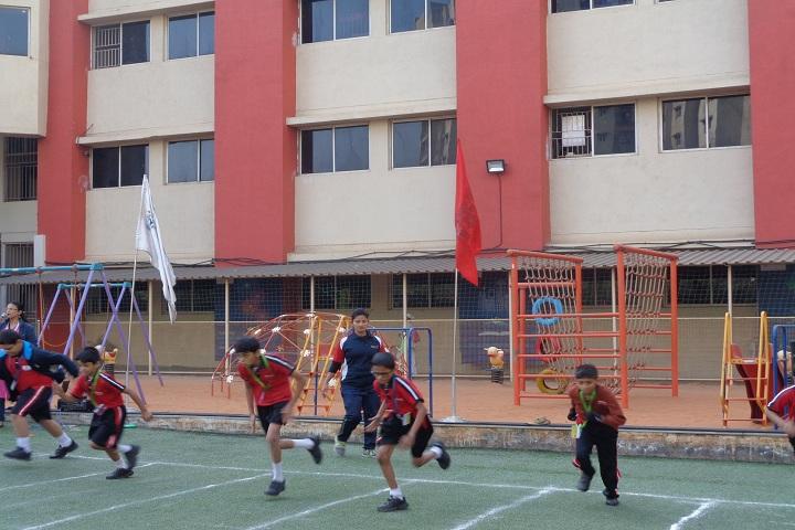 Amanora School-Sports