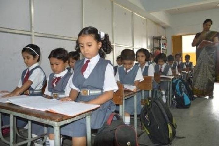 Ambuja Vidya Niketan-Classroom