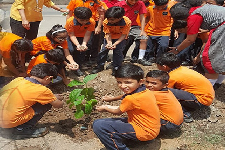 Amrishbhai R Patel School-Others plantation