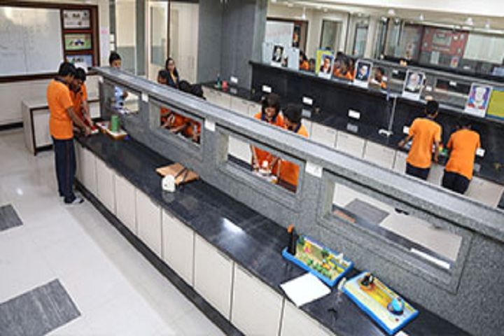 Amrishbhai R Patel School-Laboratory