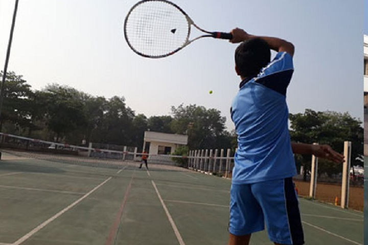 Amrishbhai R Patel School-Sports