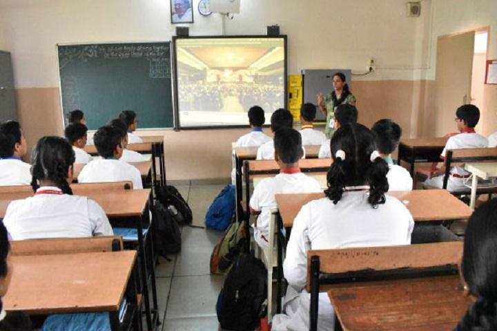 Amrita Vidyalayam-Classroom smart