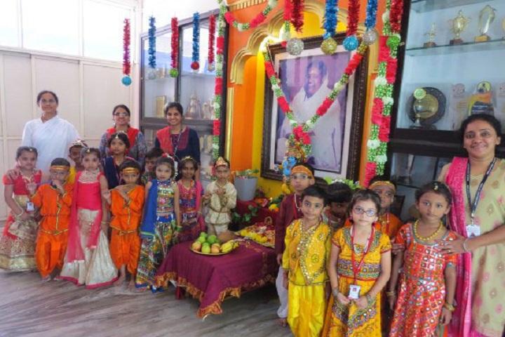 Amrita Vidyalayam-Events janmashtami