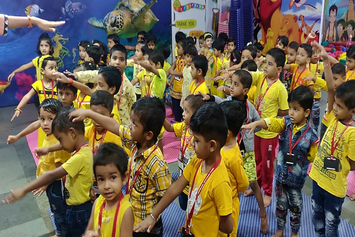 Amrita Vidyalayam-Events yellow day