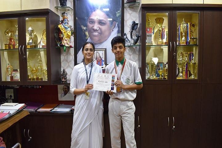 Amrita Vidyalayam-Others certificate