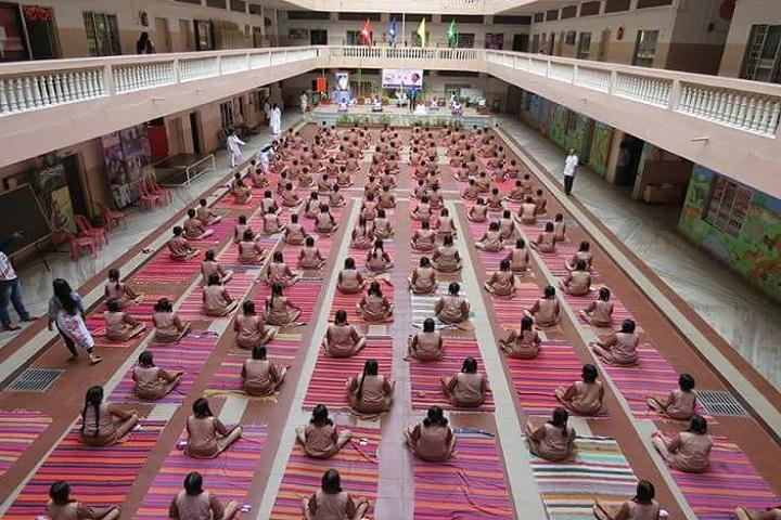 Amrita Vidyalayam-Others meditation