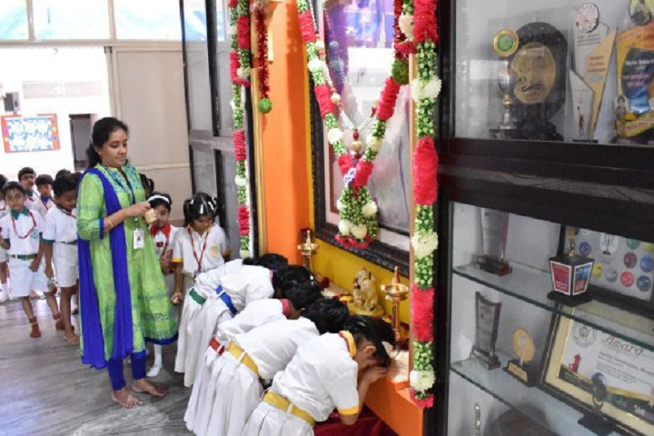 Amrita Vidyalayam-Others puja