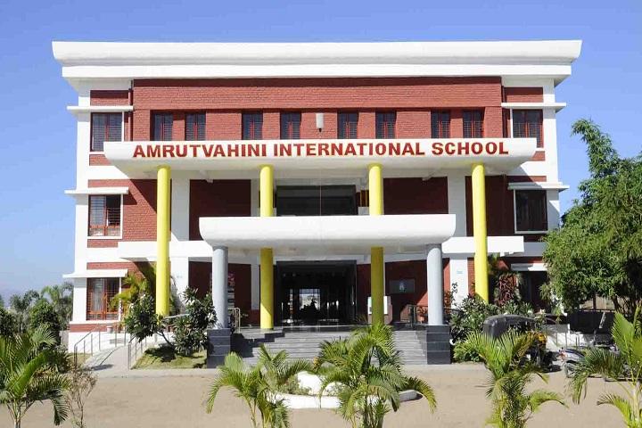 Amrutvahini International School-Campus-View