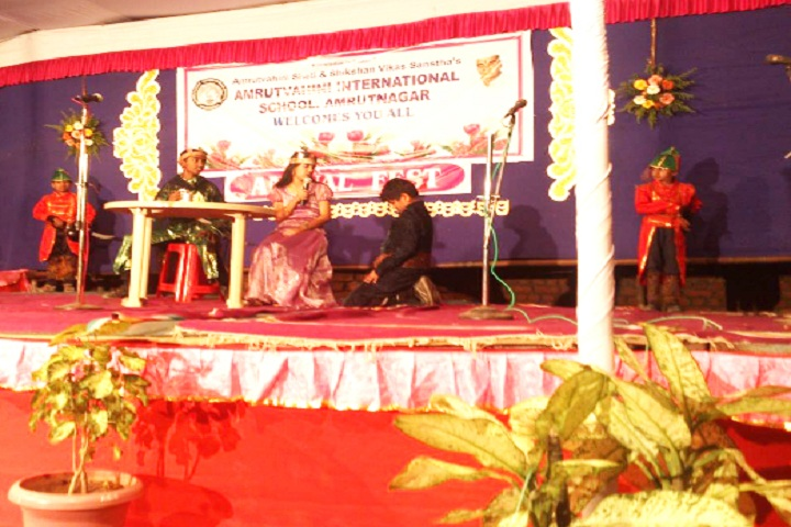 Amrutvahini International School-Events annual day