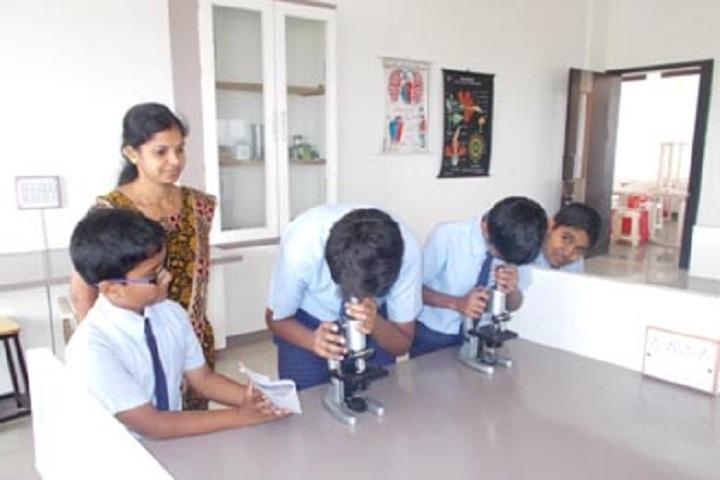 Amrutvahini International School-Laboratory