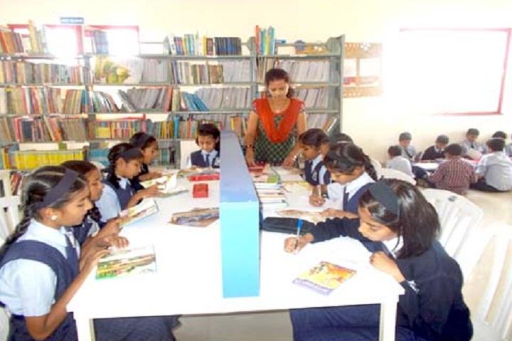 Amrutvahini International School-Library