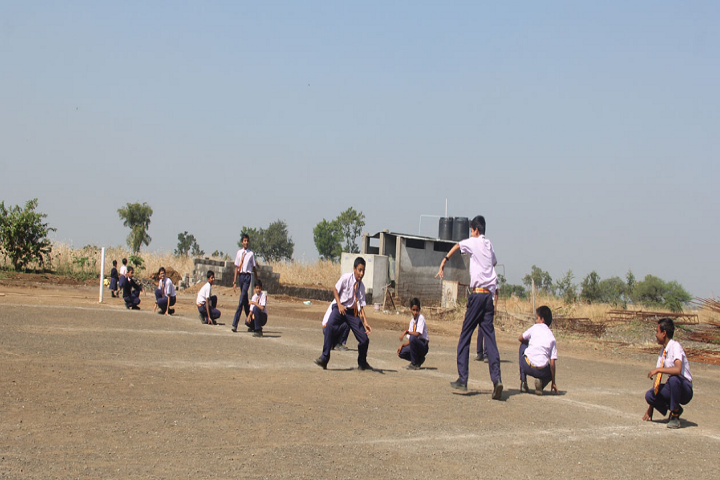 Anandsagar Public School-Sports kho kho
