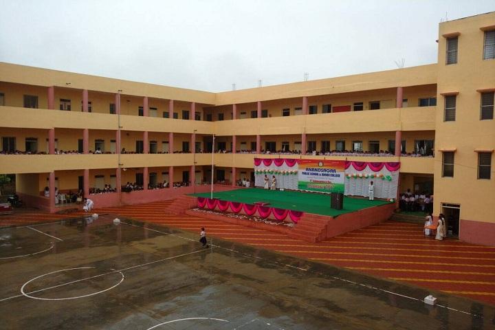 Anandsagar Public School-Events function