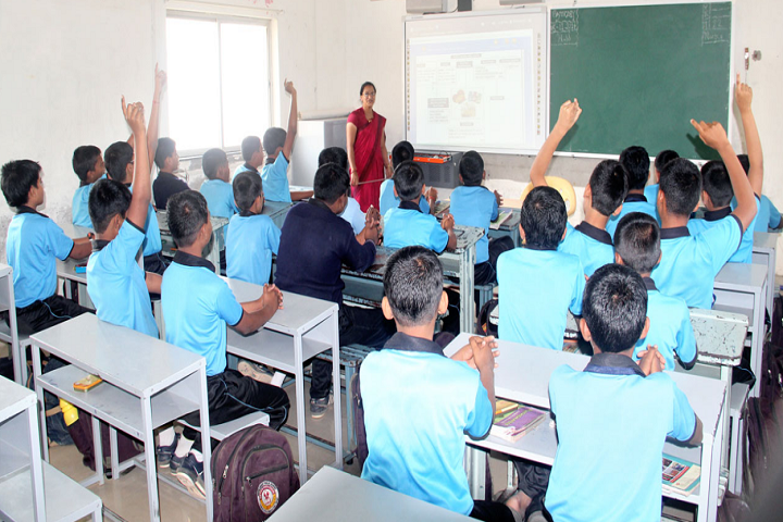 Anandsagar Public School-Classroom