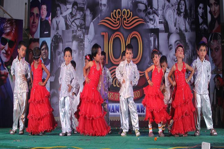 Anandsagar Public School-Events