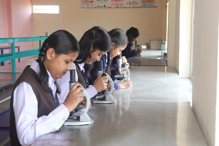 Anandsagar Public School-Laboratory