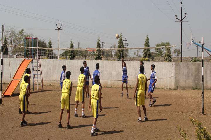 Anandsagar Public School-Sports