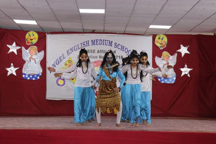 Angel High School-Events function