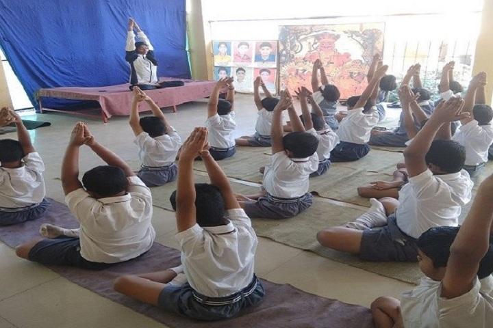 Angel High School-Others yoga