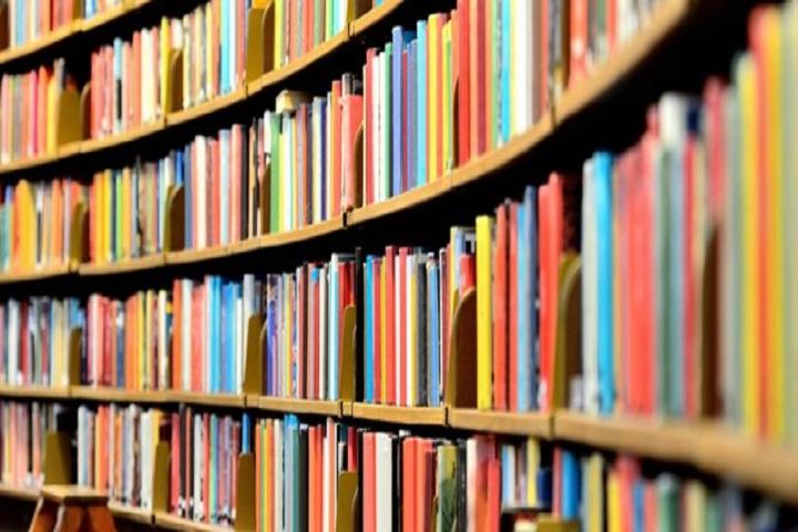 Angel High School-Library