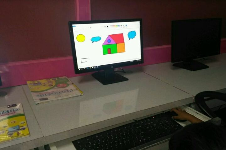 Anisha Global School-Computer Lab