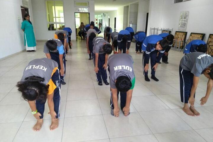 Anisha Global School-Exercise