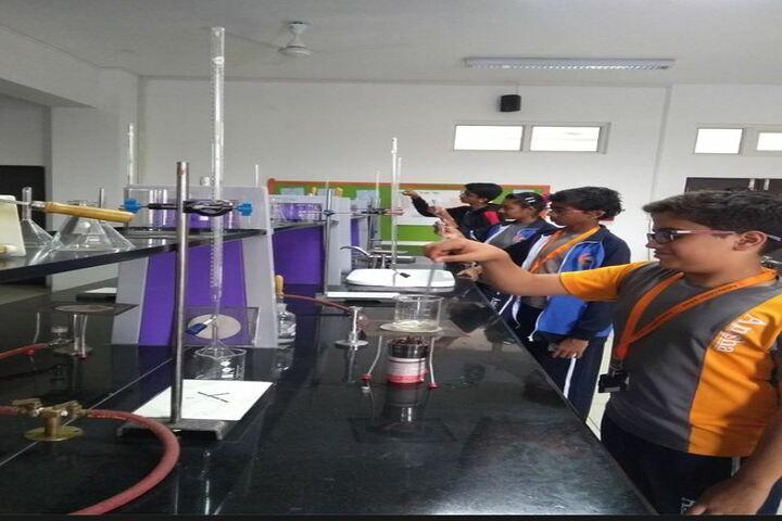 Anisha Global School-Lab