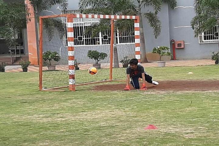 Anisha Global School-Sports