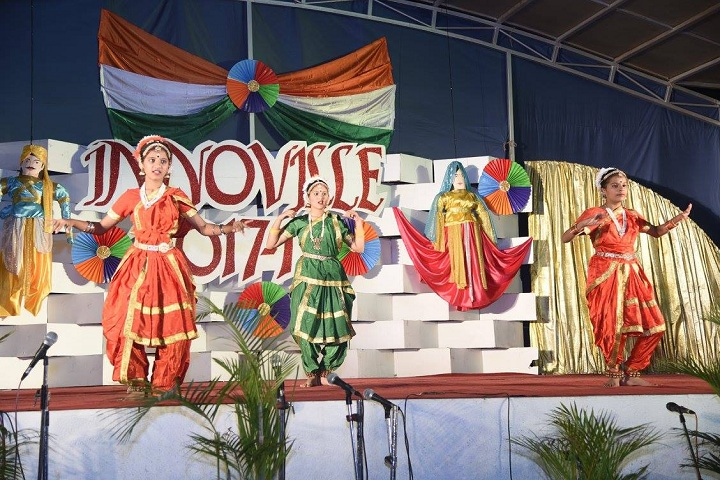 Anisha Global School-Cultural Dance