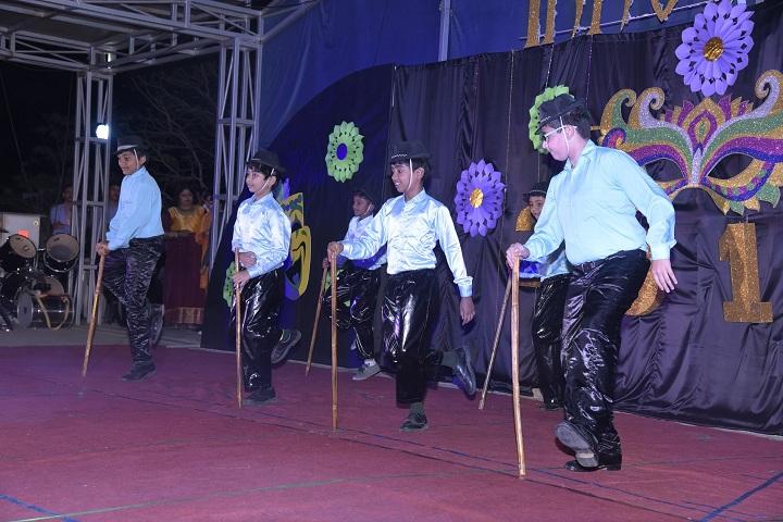 Anisha Global School-Dance