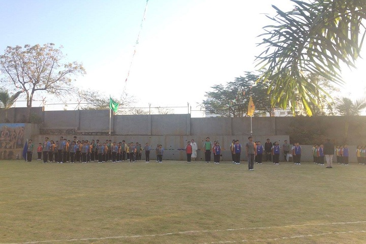 Anisha Global School-Play Ground