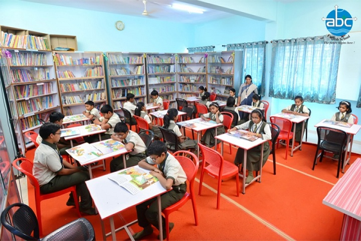 Annasaheb Balasaheb Chakote English School-Library