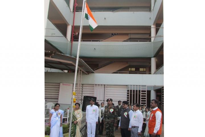 Annasaheb Balasaheb Chakote English School-Republic Day