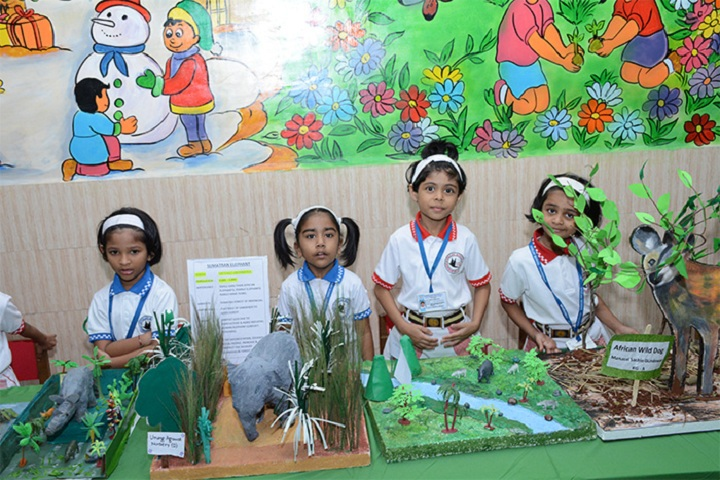 Apeejay School-Activities