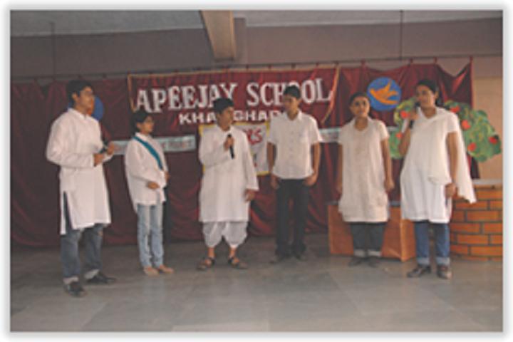Apeejay School-Founders Day