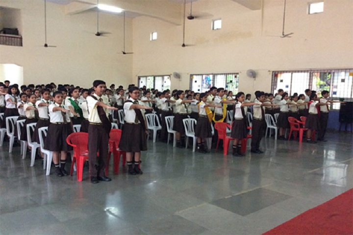 Apeejay School-Investiture Ceremony